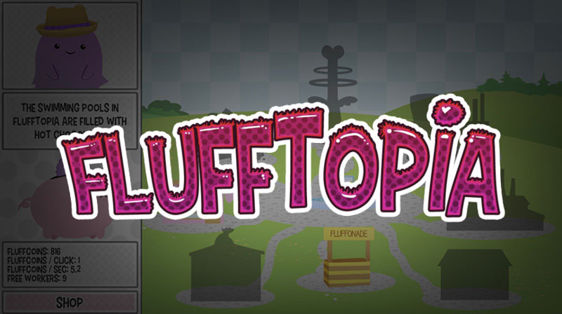 Flufftopia - a game by SmokeSomeFrogs